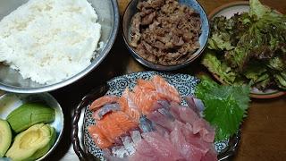 【カラフル手巻き寿司】肉と魚で高アミノ酸スコアを確保する