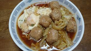 【高蛋白質インスタント麺】安価な肉類を追加してインスタント麺を高タンパク化する