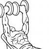 【ダンベルトライセプスプレス】上腕三頭筋と大胸筋上部に効果的なリバースベンチプレス