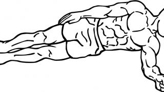 【サイドプランク】体幹側部に効果的なトレーニング方法