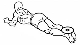 【ダンベルレッグカール】ハムストリングスのダンベル筋トレを解説