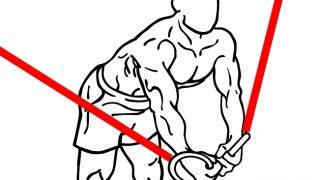 【チューブチェストフライ】大胸筋の仕上げに最適なトレーニング方法