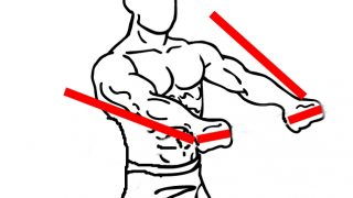 【大胸筋の自宅チューブ筋トレ】上部・下部・内側それぞれの鍛え方を解説