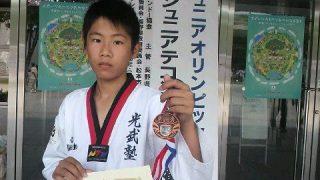 ハヤテの戦闘記録7:全日本ジュニアメダル再奪取と覚悟の一礼