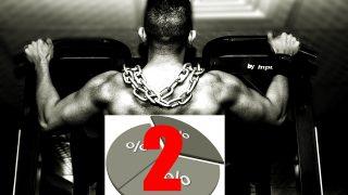 【週2回の分割筋トレメニュー】筋肉部位ごとのスプリットトレーニングの具体例