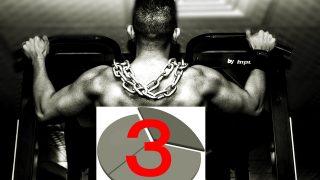 【週3回の分割筋トレメニュー】筋肉部位ごとのスプリットトレーニングの具体例