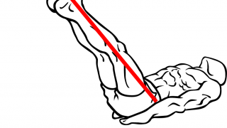【チューブレッグプレス】ゴムトレーニングの下半身基本種目を解説