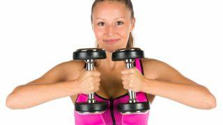 【ダンベルカール女性版】二の腕引き締めに効果のある筋トレ方法とバリエーション