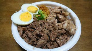 【筋トレに最適なカップ焼きそば】インスタント袋麺を高タンパク質低カロリーにする方法