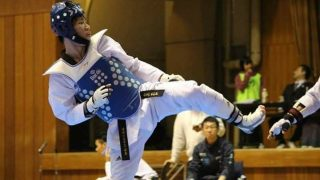 【監修者】テコンドーHayate Kamioka選手・プロフィール