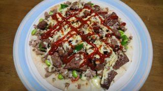 【ピザを筋トレに最適化】チーズのタンパク質とカロリーをバルクアップに活用