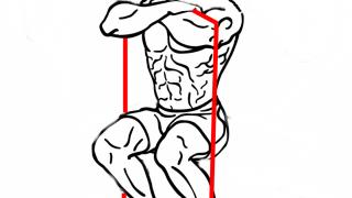 【チューブスクワット】ゴムバンドを使って下半身を効率的に鍛えるやり方