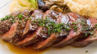 【筋トレ後に最適なステーキ】牛・豚・鶏・魚介のコラボと部位別栄養素