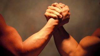 【腕相撲に必要な筋肉部位】優先順とそれぞれの鍛え方