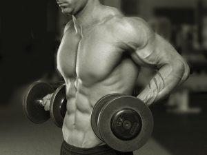ダンベルドラッグカール】肘を引いて上腕二頭筋短頭を最大収縮させる筋トレ GLINT