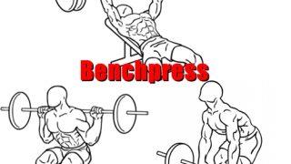 【筋トレビッグ3にプラスすべき種目】具体的に補強すべき筋肉部位を解説