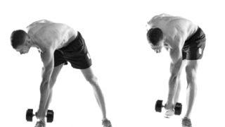 【ダンベルグッドモーニング】脊柱起立筋のダンベルトレーニング