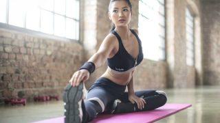【女性の肉体改造ジム筋トレ】ムキムキにならず筋肉体質になる方法