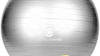 【バランスボール試用レポート】話題のアクティブウィナー(ActiveWinner)製アンチバースト仕様品