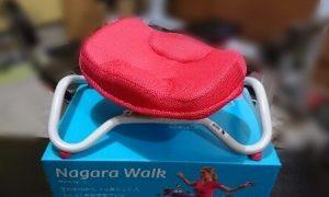 【ながらウォーク】テレビを観ながらお手軽ダイエット器具の実際の使用感と口コミ評価